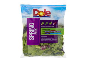 Dole Salad Spring Mix