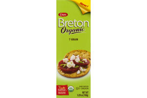 Dare Breton Organic Cracker 7 Grain