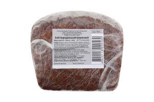 Хлеб формовый Бородянский Прилуцький хлібозавод м/у 0.4кг