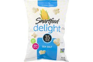 Smartfood Delight Air Popped Popcorn Sea Salt