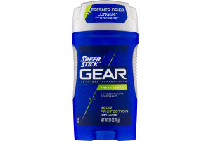 Speed Stick Antiperspirant Deodorant Gear Fresh Force