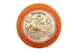 Сир «пекоріно з прованськими травами»