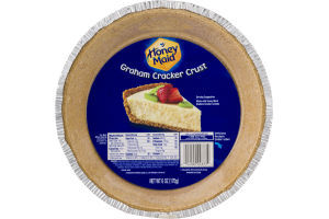 Honey Maid Graham Cracker Crust
