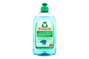 Средство д/мытья посуды Soda Frosh 500мл