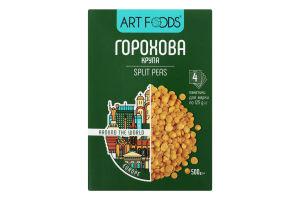 Горох колотий Art Foods к/у 500г