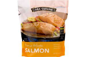 Sea Cuisine Premium Atlantic Salmon - 6 CT