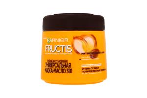 GAR_FRUCTIS маска-олія 300 для дуже сух.та пошк. волосся