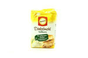 Мука пшеничная dinkelmehl vollkorn Aurora м/у 1кг