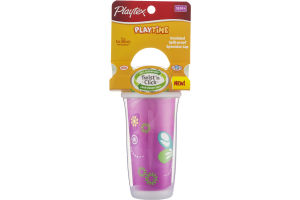 Playtex Playtime Insulated Spill-proof Spoutless Cup