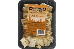 Chicago Flats Gourmet Flatbread