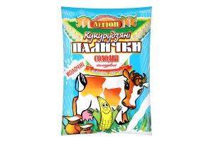 """Кукурузные палочки сладкие молочные 50 г """"Легион"""""""