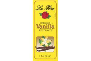 La Flor Imitation Vanilla Extract