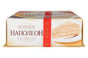 Торт Наполеон Roshen к/у 1кг