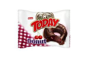 Пончик с вишней Today м/у 50г