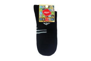 Шкарпетки чоловічі Marca №M301S 27-29 чорний