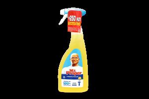 Спрей чистящий универсальный Лимон Mr.Proper 750мл