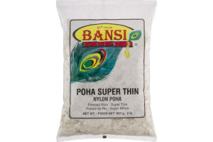 Bansi Poha Super Thin Pressed Rice - Super Thin