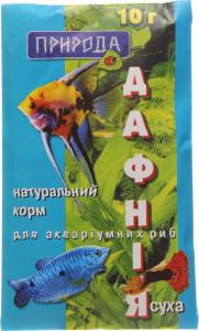 Корм для рыб Природа Дафния