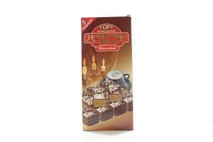 Торт вафельный шоколадный Домашний Праздник к/у 200г