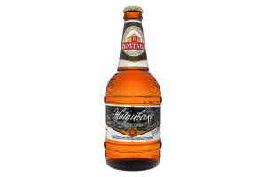 Пиво 0.5л 4.4% светлое Полтава Жигулевское бут