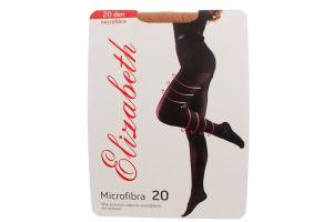 Колготи Elizabeth microfibra беж 20
