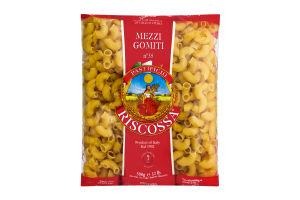 Изделия макаронные Mezzi Gomiti Riscossa м/у 500г