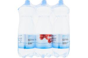 Вода минеральная природная столовая сильногазированная Лагидна Червона калина п/бут 2л