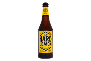 Пиво специальное 0.4л 5% ППБ Hard Lemon бут