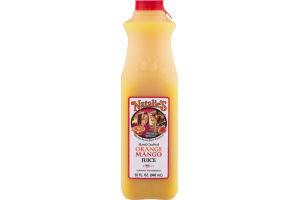 Natalie's 100% All Natural Orange Mango Juice