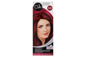 Odri крем-фарба для волосся стійка 5.0 new