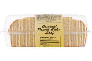 Sweet City Original Pound Cake Loaf