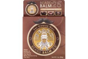 Beard Guyz Beard Balm 25 Coarse Hair