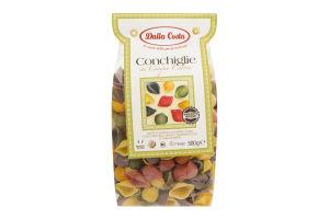 Изделия макаронные Conchiglie Dalla Costa м/у 500г