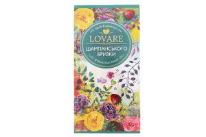 Чай Lovare Бризки шампанського 24*2г х18