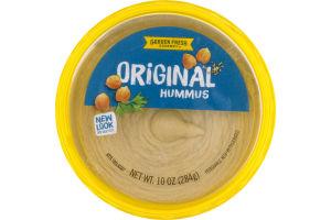 Garden Fresh Gourmet Hummus Original