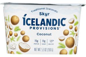 Icelandic Provisions Skyr Coconut