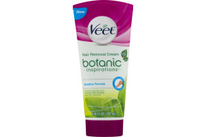 Veet Botanic Inspirations Hair Removal Cream