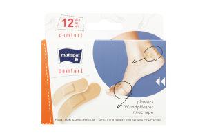 Пластир медичний Matopat Comfort 12