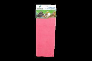 Салфетка Sapfire универсал микрофибра розов 35*40