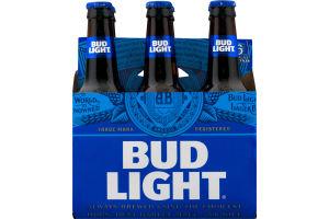 Bud Light Beer - 6 PK