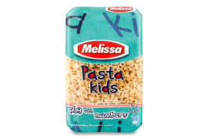 Вироби макаронні Граємо з цифрами Мelissa м/у 500г