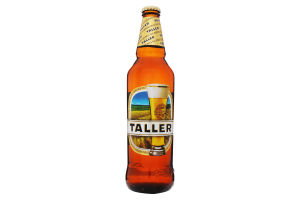 Пиво 0.5л 5.0% светлое Taller бут