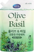 Засіб миючий для посуду Olive&Basil Mukunghwa 1.2л
