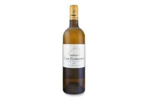 Вино 0.75л 13% біле сухе Graves Clos Floridene пл