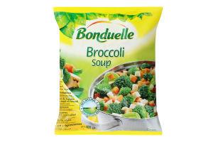 Суміш овочева заморожена Суп з броколі Bonduelle м/у 400г