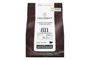Шоколад 54.5% темний Callebaut м/у 2.5кг