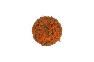 Салат Морковь с перцем по-корейски Ніжинський консервний завод кг