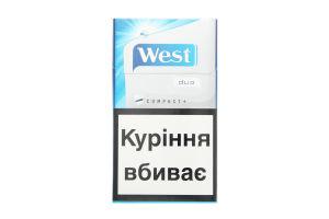 Сигарети West Duo Compact+