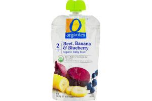 Organics Beet, Banana & Blueberry Organic Baby Food