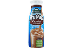 Garelick Farms TruMoo Chocolate 1% Lowfat Milk